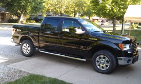 """Wow look at this nice truck! John, from West of Manhattan KS simply writes, """"nice product"""". Glad you like it John, we sure like your truck."""