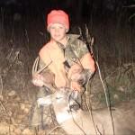 Ryan Lutz first buck
